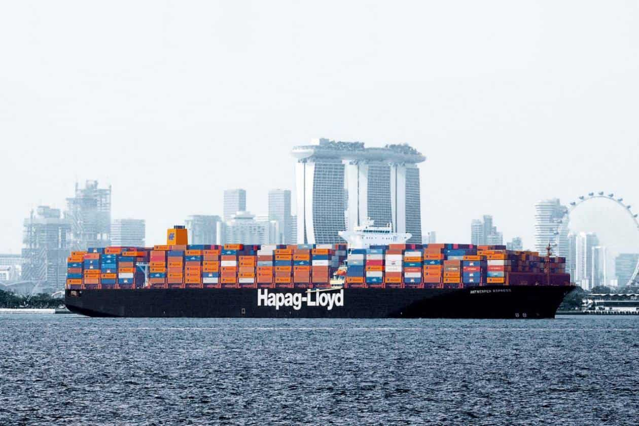 Hapag-Lloyd on course to hit fuel consumption reduction target