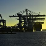 The Port of Rotterdam has benefited from increased transhipment