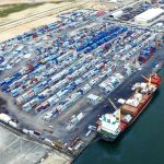 West Africa Container Terminal in Onne Port