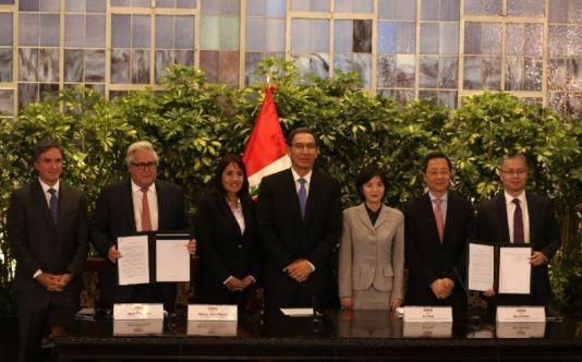 COSCO finalises agreement to develop US$3bn Peruvian multi-purpose port