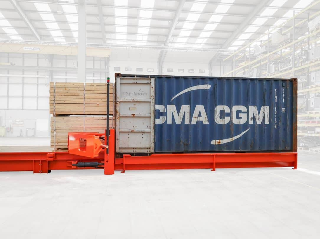 Combilift launches new container slip sheet