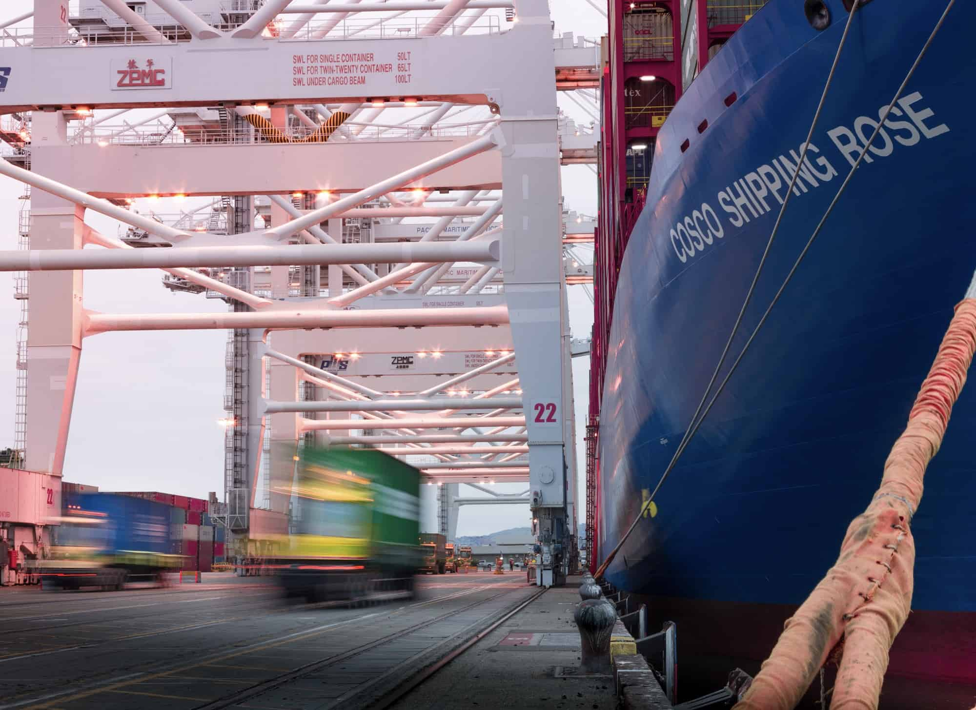 Port of Los Angeles celebrates record May throughput while volumes drop at Long Beach