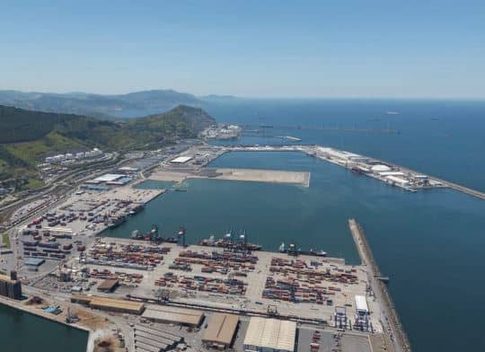 CSP Iberian Bilbao Terminal opens expanded railway terminal