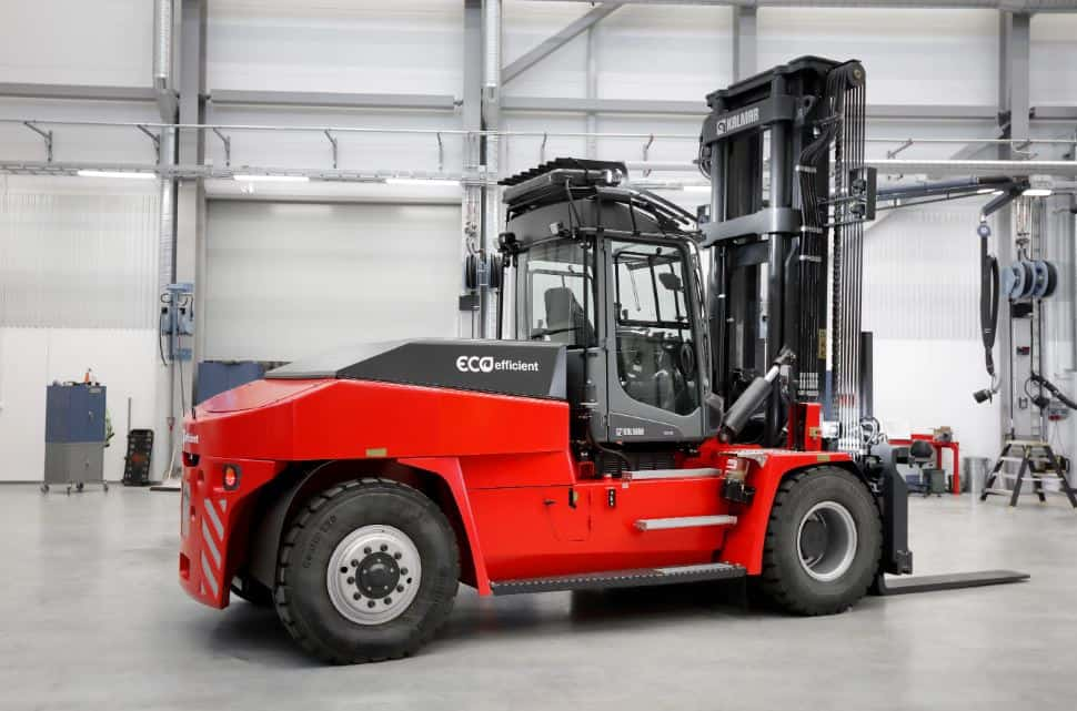 Strong half-year for Kalmar sees profits rise