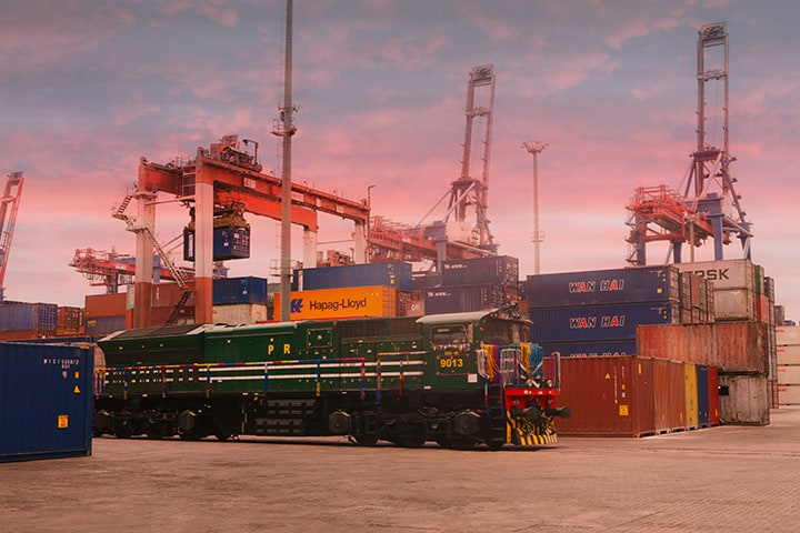 ICTSI Pakistan launches rail service between Karachi and Lahore