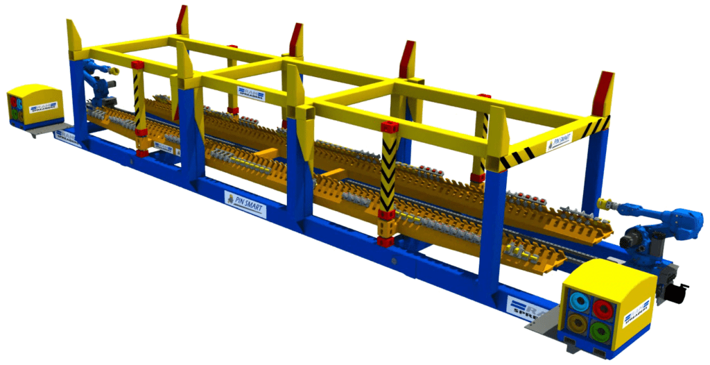 RAM Spreaders launches fully automated twistlock handling system