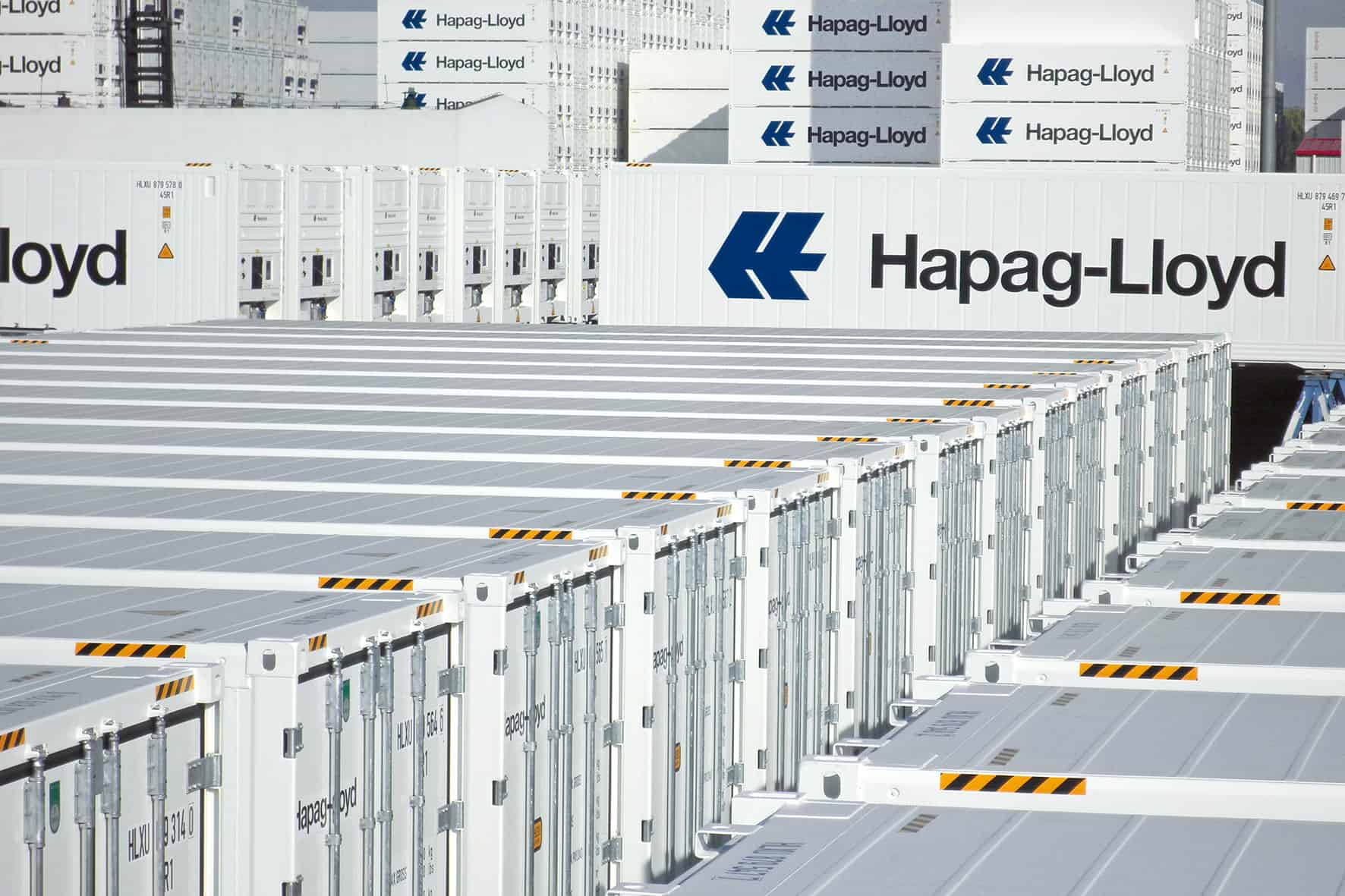 Hapag-Lloyd orders 13,420 new reefers
