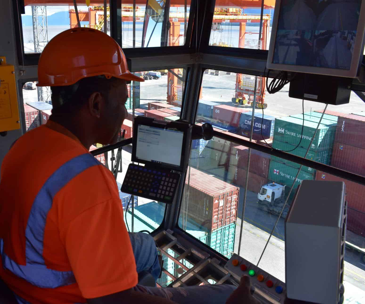 JLT Mobile Computers to install computers at ICTSI in Papua New Guinea