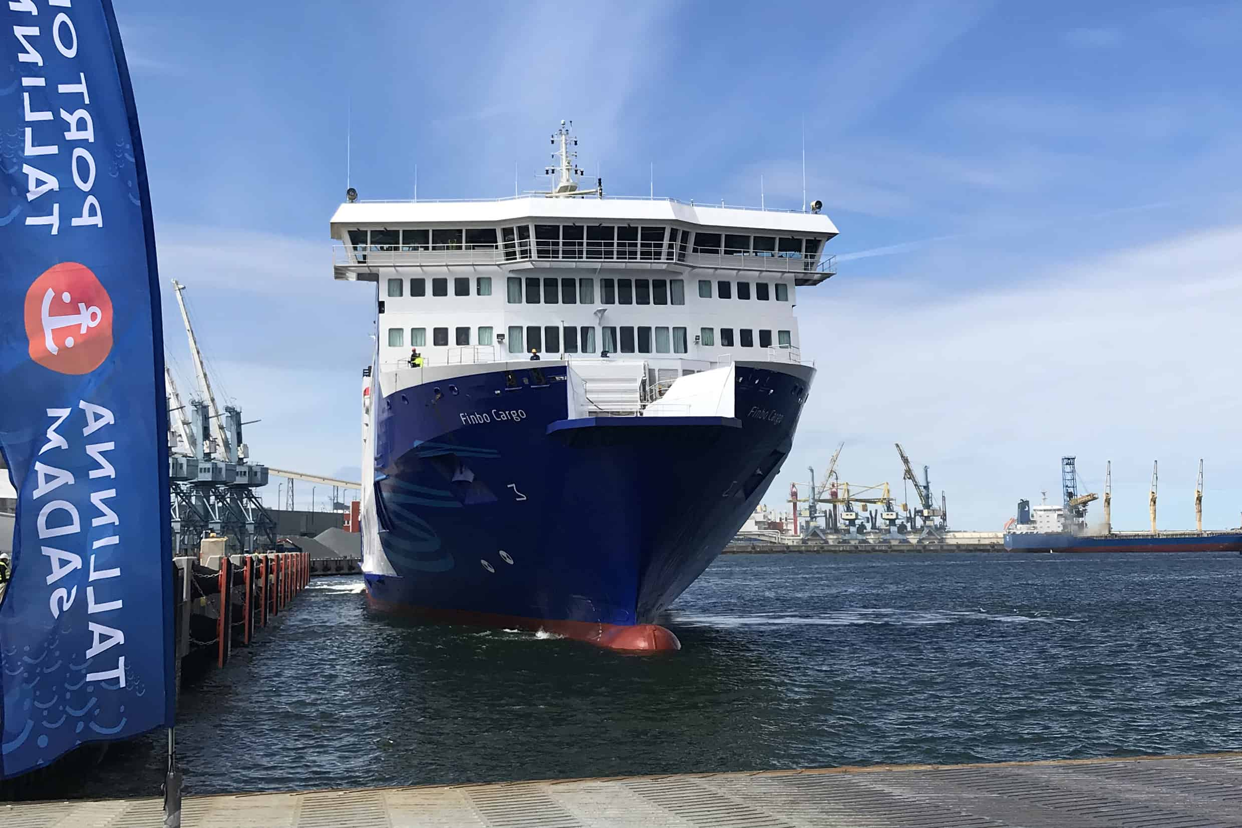 Port of Muuga gets new ferry connection to Finland