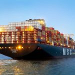 MSC is the world's second largest container shipping line