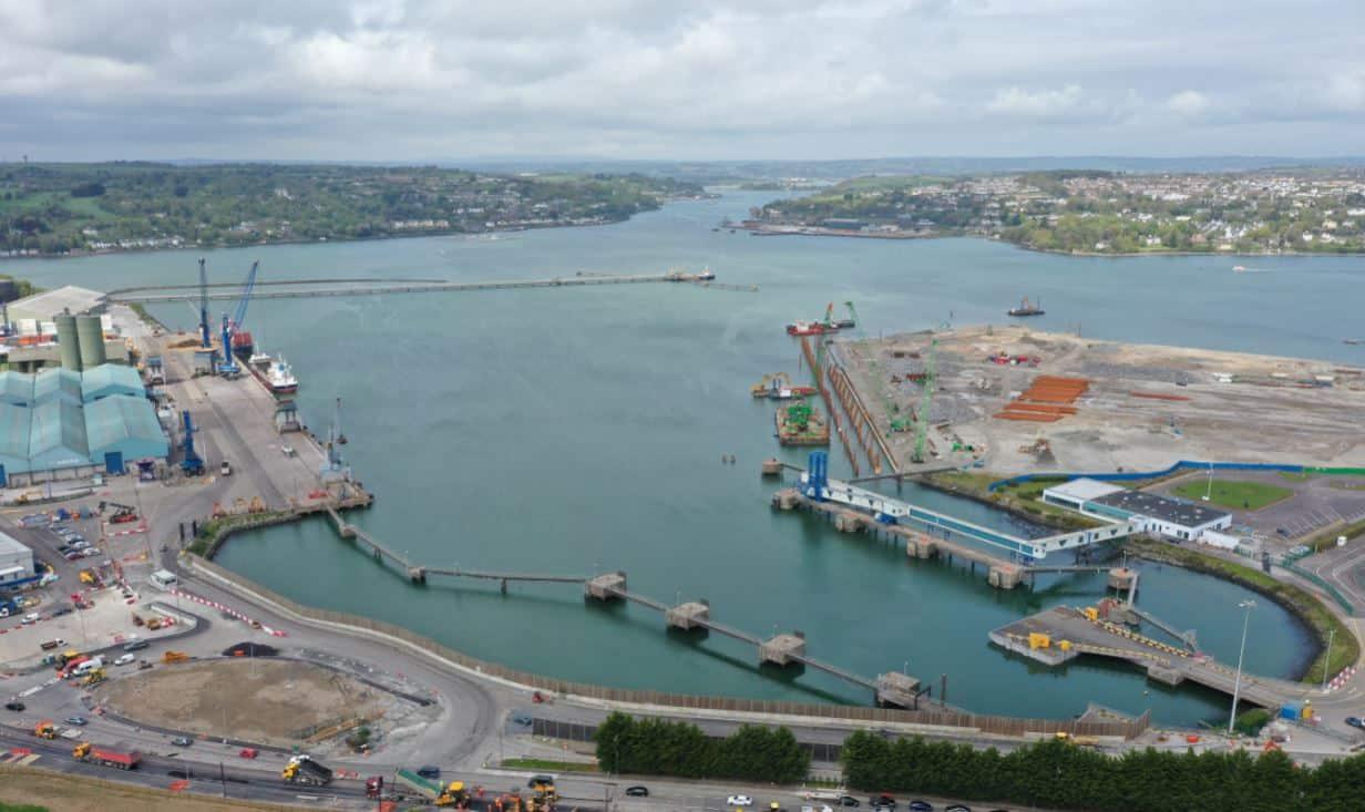 Port of Cork doubles customs facilities ahead of potential no-deal Brexit