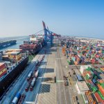 SCCT is Egypt's largest container terminal
