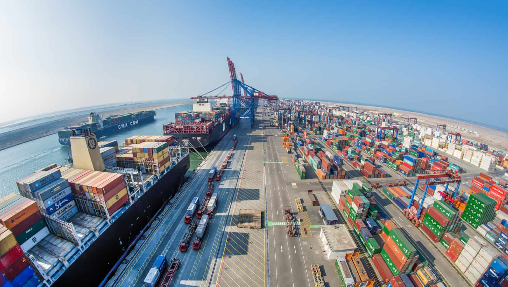 Suez Canal Container Terminal to open reefer repair hub to all brands