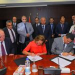 Eurogate signed an MoU with the Damietta Port Authority