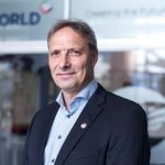 Ernst Schulze, the new DP World UK CEO
