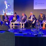 The panel discussion at London International Shipping Week
