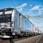 Rail transport offers up to 98% lower emissions