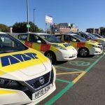 Electric vehicles make up a majority of Southampton's fleet