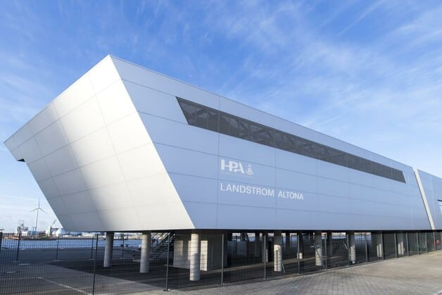 Shore-based power units for Hamburg receive state government approval