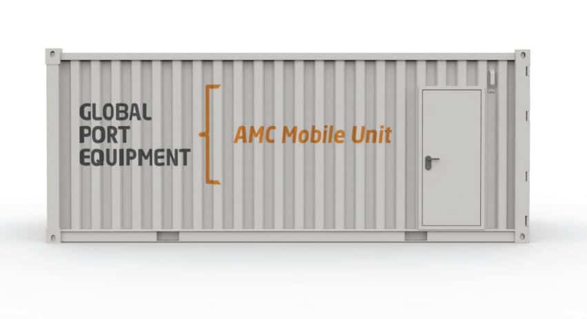 Global Port Equipment releases new mobile container unit