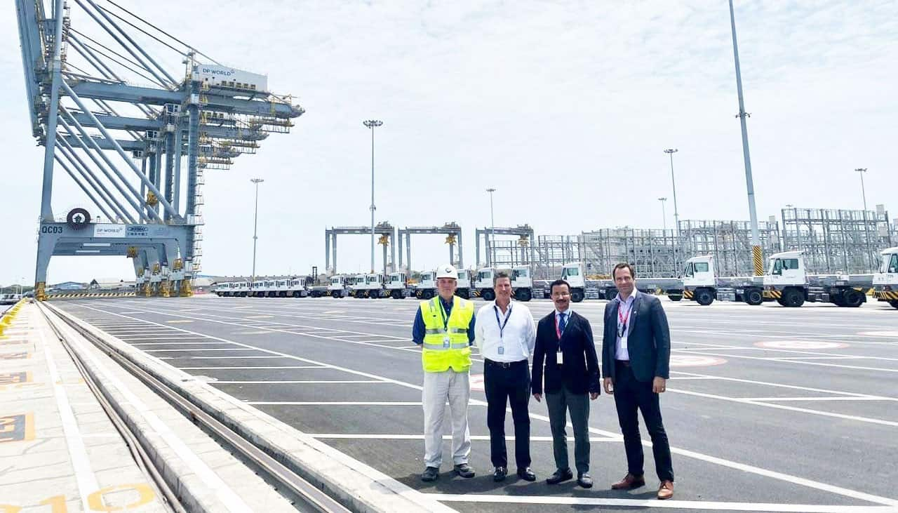 First phase of DP World Posorja now open