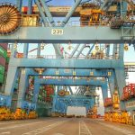 The port handled 1.5m teu last year