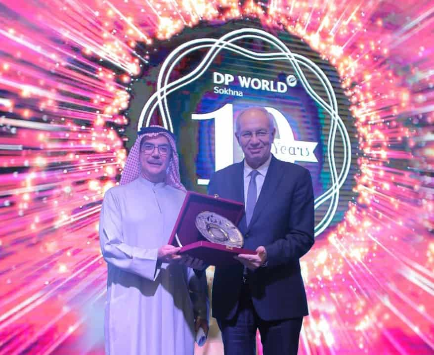 DP World Sokhna's US$520m expansion nearing completion