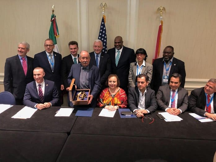 Florida and Mexican ports sign agreement to promote trade