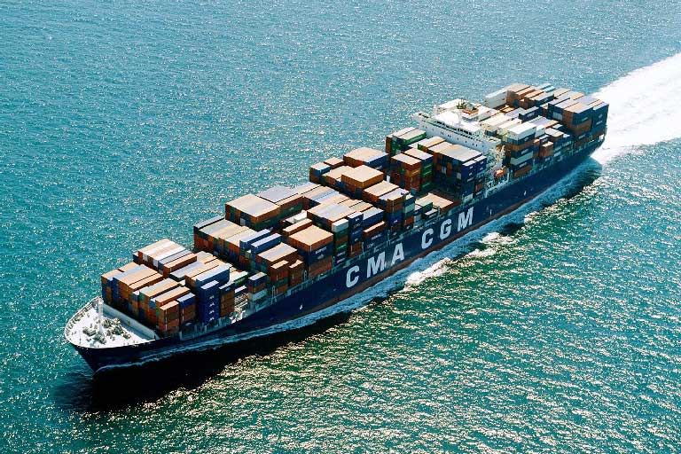 CMA CGM launches range of value-added services to reduce environmental impact