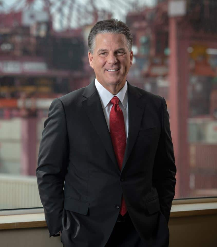 Ports America: Peter Levesque appointed as new president