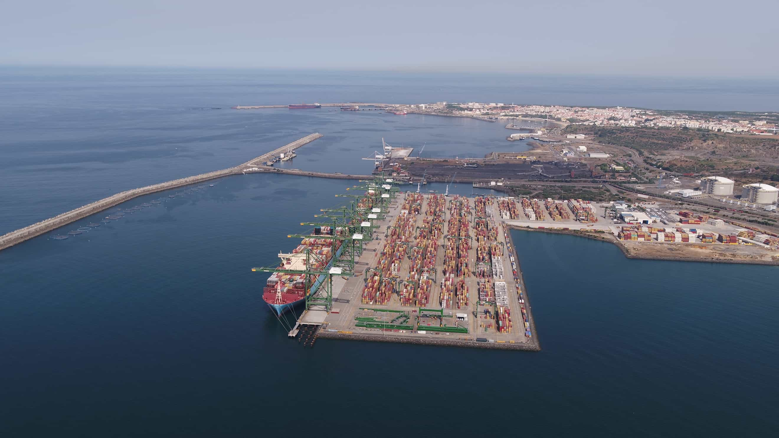 Port of Sines set for two big capacity expansions
