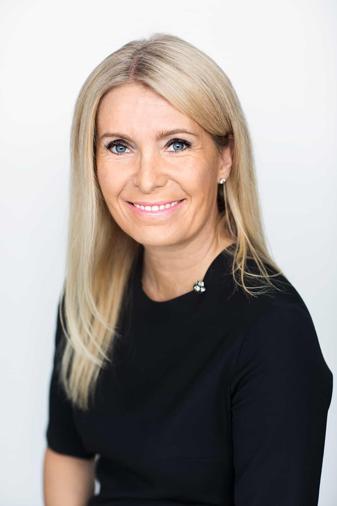 CFO Carolina Dybeck Happe leaves Maersk
