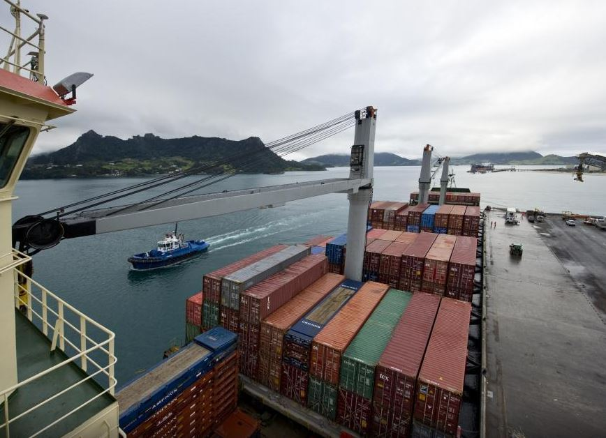 Report identifies Northport as best solution to take on New Zealand's growing freight needs