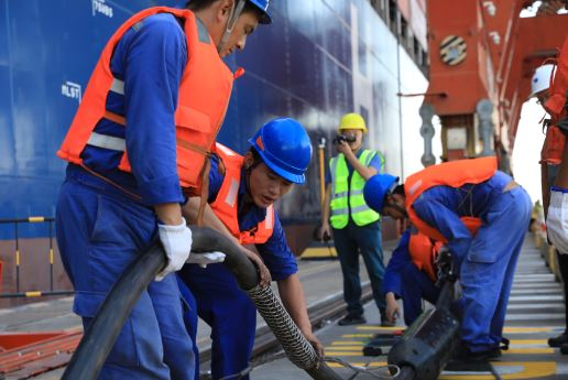DaChan Bay Terminals: First in South China to supply shore power across all berths