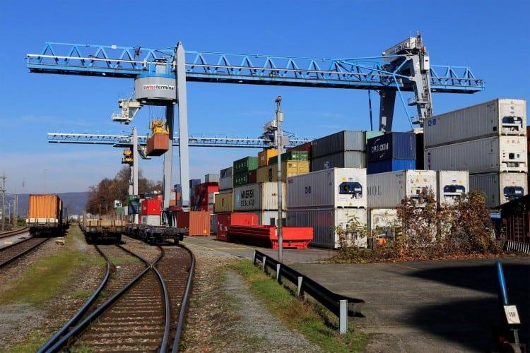 DP World takes 44% stake in Swissterminal