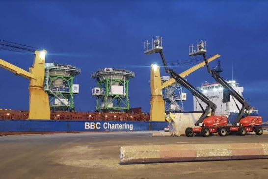Ashdod Port sets target to become self-sufficient for energy needs