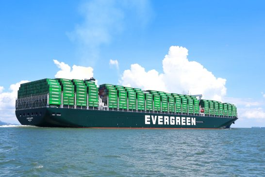 Evergreen Line launches GreenX