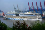 Real-time data exchange between ship and port achieved at Hamburg