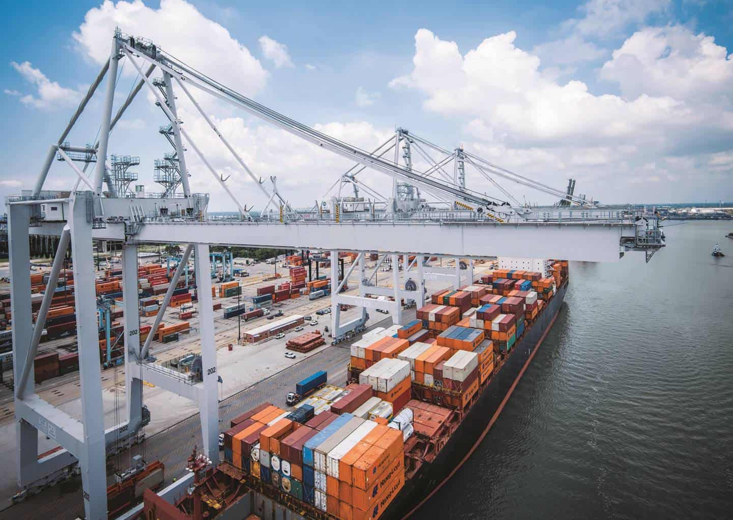 Port of Houston chooses Kalmar SmartPort solutions