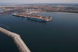 Port of Sines begins expansion