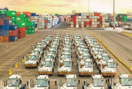 RSGT receives first batch of new terminal equipment