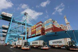 Maersk profit forecast raised although 2,000 redundancies planned