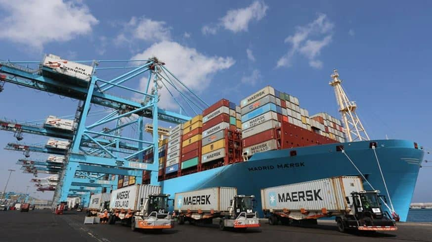 Maersk launches Maersk Cargo Insurance