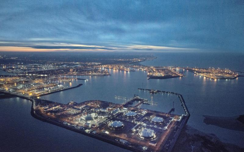 Nokia implements first phase of 5G-ready network at Port of Zeebrugge
