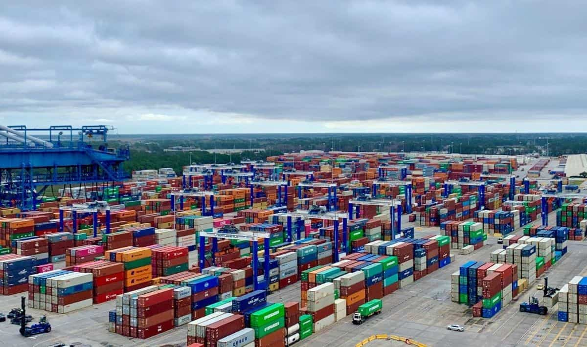 SC Ports achieves record February volumes