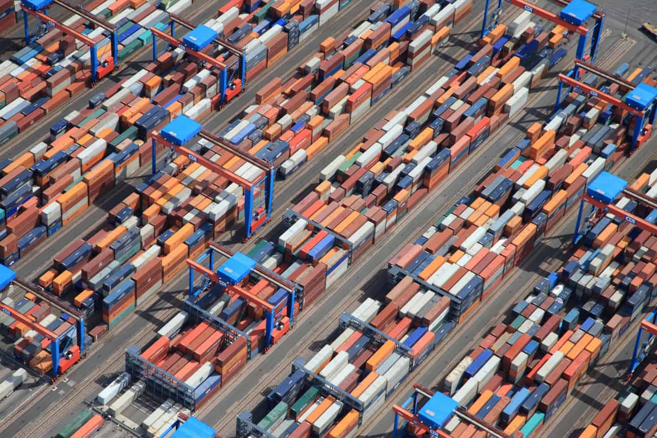 Port of Hamburg: supply of empty containers is assured