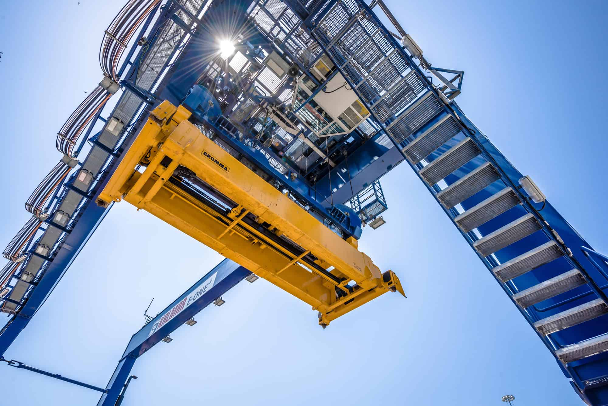 Dar es Salaam port to receive six RTGs