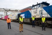 Regular rail traffic to Wuhan resumes at Port of Duisburg