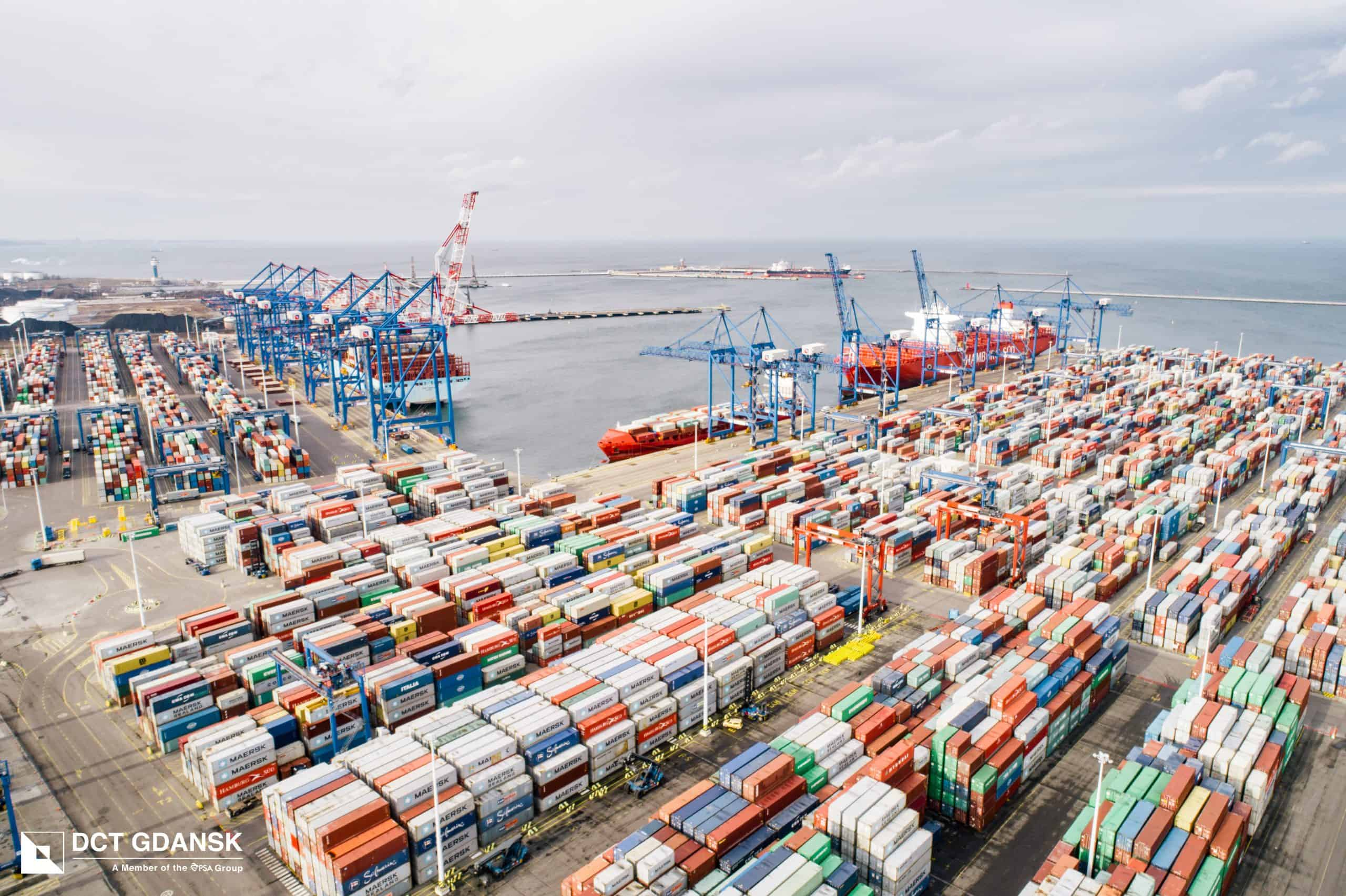 Port of Gdansk: first quarter results hit by COVID-19