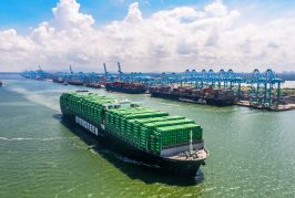 Evergreen orders 1,800 Star Cool reefers